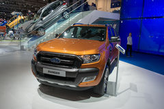 Ford Ranger - European premiere. Stock Images