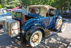 1930 Ford Roadster Automobile Royalty Free Stock Photography