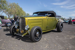 Ford Roadster Hot Rods Royalty Free Stock Photo