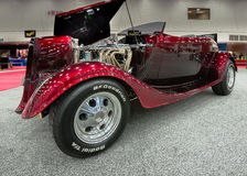 1934 Ford Roadster Interpretation Royalty-vrije Stock Afbeelding