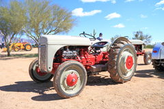 Antique American Tractor - Ford-Ferguson, Model 2N (1941) stock image