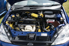 Ford RS engine Stock Photography