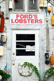 Ford`s Lobsters Stock Images