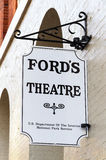 Ford's Theatre National Historic Site Stock Photography