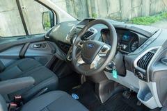 Ford samochodu 2017 Przelotowego testa Prowadnikowy dzień Fotografia Stock