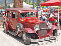 Ford sedan 1932 Arkivbilder