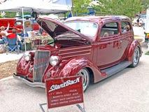 Ford Sedan 1936 Fotografering för Bildbyråer