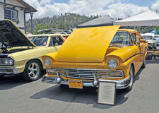 Ford Sedan Royaltyfri Bild