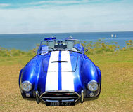 Ford shelby ac cobra car Royalty Free Stock Photo