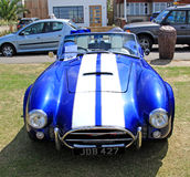 Ford shelby ac cobra sports car Royalty Free Stock Photography