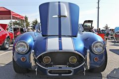 Ford Shelby Cobra 1966 Lizenzfreies Stockfoto