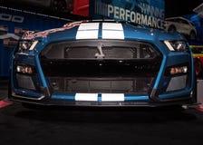 Ford Shelby Cobra Mustang 2020 GT500 fotografia stock
