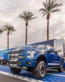 Ford Shelby F-150, Spezialitäten-Ausrüstungs-Markt-Vereinigung SEMA Lizenzfreies Stockfoto