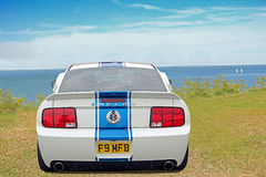 Ford shelby mustang special edition Stock Photos