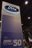 Ford Sign Royalty Free Stock Photography