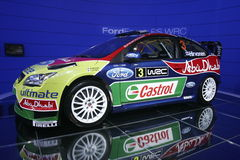 Ford speed sport racing car Stock Photo