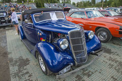 1935 ford sport cab Royalty Free Stock Images