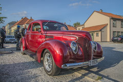 1939 Ford Standard Coupe Street Rod Royalty-vrije Stock Fotografie
