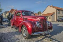 Ford Standard Coupe Street Rod 1939 Lizenzfreie Stockfotografie