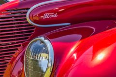 1939 Ford Standard 2 door Coupe stock photography