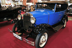 Ford A Standard Phaeton Stock Image