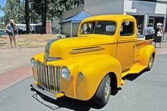 Ford Stepside Truck Stock Afbeeldingen