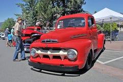 Ford Stepside Truck Photo stock