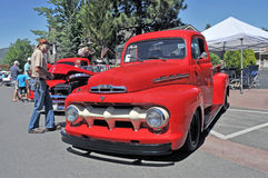 Ford Stepside Truck Stock Photo