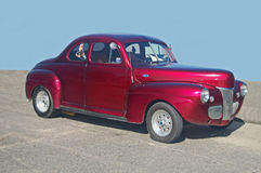 1941 Ford street rod Royalty Free Stock Photography
