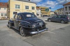 1948 Ford 899A Super De Luxe Coupe Fotografie Stock Libere da Diritti