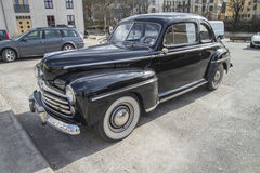 1948 Ford 899A Super De Luxe Coupe Images stock