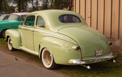 FORD SUPER DE LUXE COUPE Stock Image