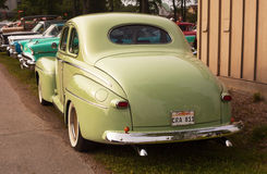 FORD SUPER DE LUXE COUPE Royalty Free Stock Images