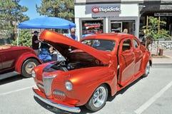 Ford Super Deluxe fotografia stock