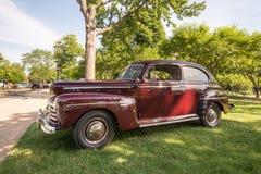 1946 Ford Super Deluxe Royalty-vrije Stock Afbeeldingen