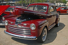 1946 Ford Super Deluxe Stock Photography