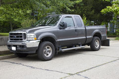 2005 Ford Super Duty Truck Royalty-vrije Stock Foto