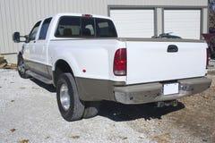 Ford-Superaufgabe-LKW-Rückseite Stockfotos