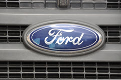 Ford symbol Royalty Free Stock Photos