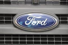 Ford symbol Royalty Free Stock Photos