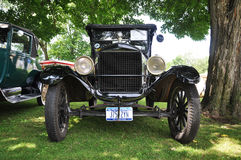 Ford T in Antique Car Show Stock Images