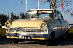 Ford Taunus 17MP2 parked Stock Images