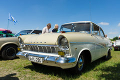 Ford Taunus 17 M P2 Royalty Free Stock Image