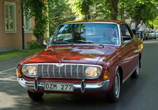 FORD TAUNUS 20 M TS 233 Royalty Free Stock Photo