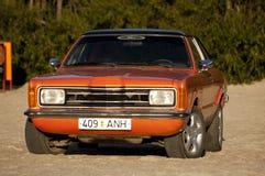Ford Taunus-Sonnenuntergang Lizenzfreie Stockfotos