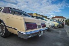 1979年Ford Thunderbird遗产编辑 免版税库存图片