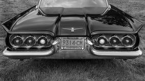 1960 Ford Thunderbird, σχέδιο EyesOn, MI Στοκ Εικόνες