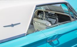 1964 Ford Thunderbird Στοκ εικόνες με δικαίωμα ελεύθερης χρήσης
