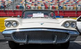 Ford Thunderbird 1958 Immagine Stock