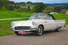 Ford Thunderbird Fotografia de Stock Royalty Free
